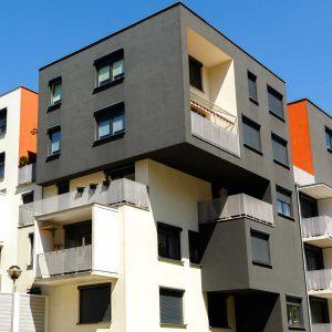 Isolamento termico facciate colorservice in Canton Ticino con sede a Lugano